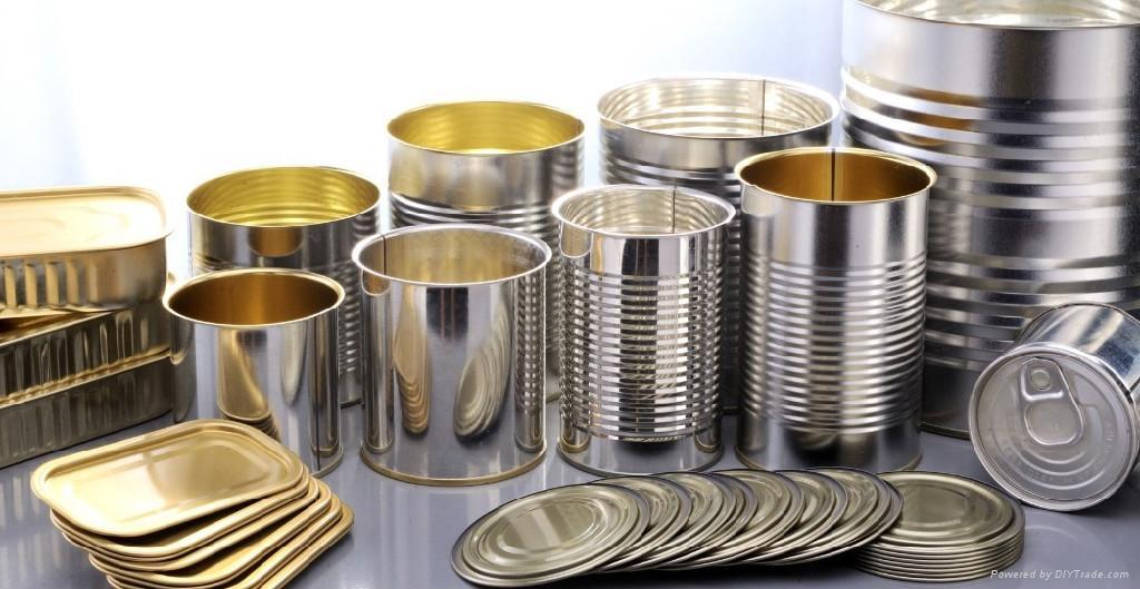 What Metal Are Food Cans Made Of