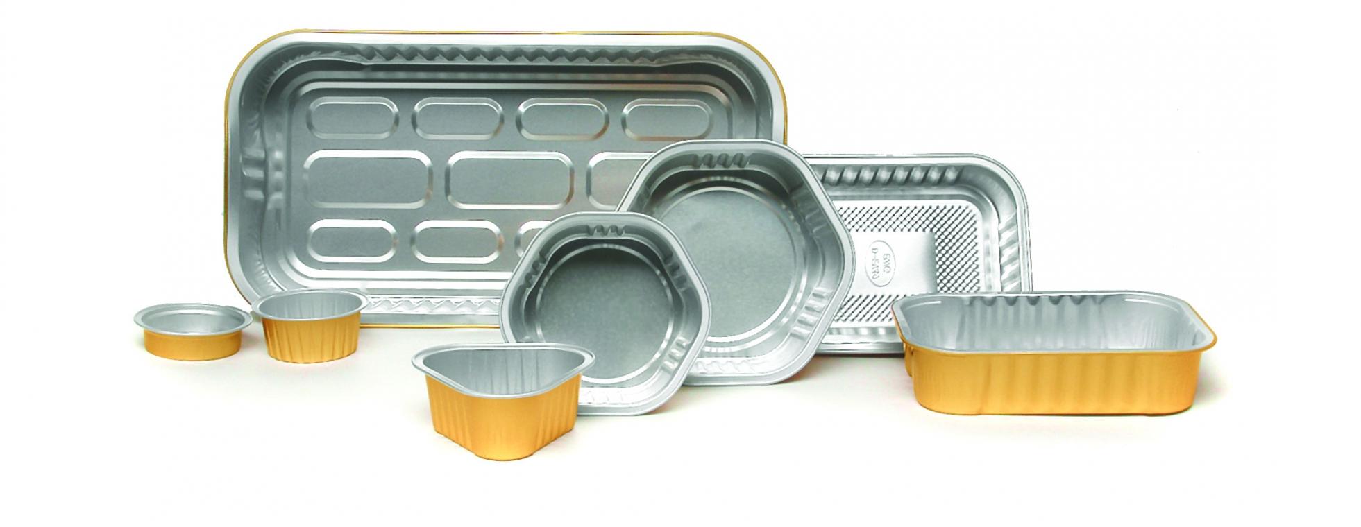 custom aluminium packaging